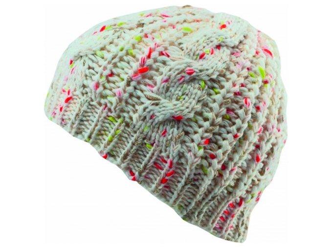 dámská čepice Novia N006 bílá