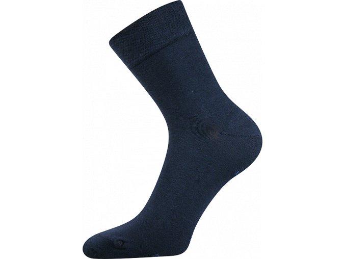 Zdravotní ponožky Lonka HANER Tmavě Modrá