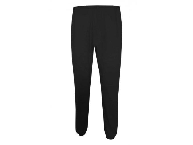 Pánské Pyžamové kalhoty Foltýn dlouhé černé