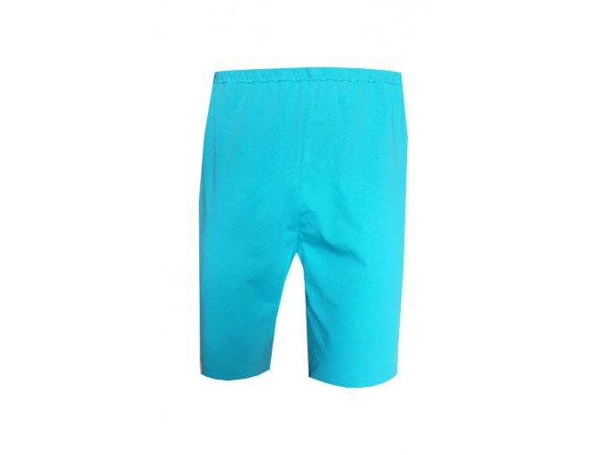 Pánské Pyžamové kalhoty Foltýn 3/4 tyrkysové