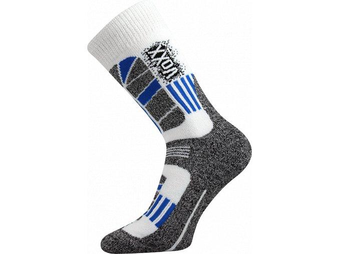 Sportovní Ponožky VoXX Traction Bílá