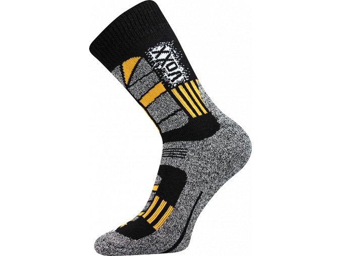 Sportovní Ponožky VoXX Traction Žlutá