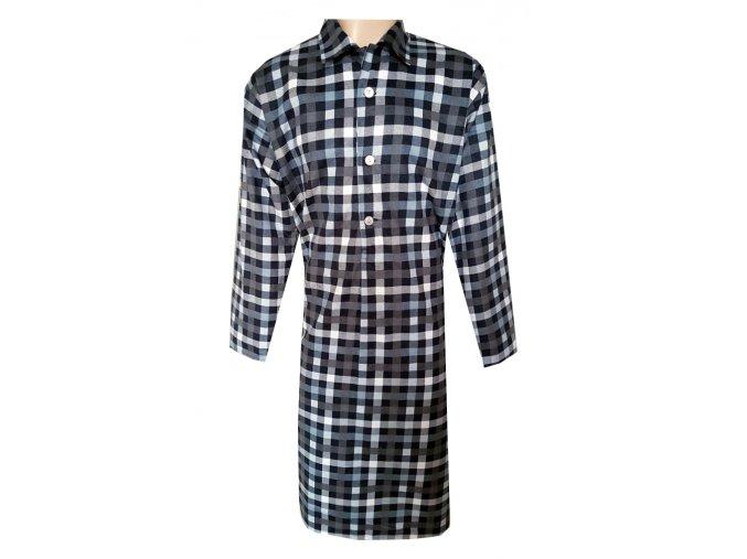 Pánská Noční Košile Flanel FOLTÝN NKF09