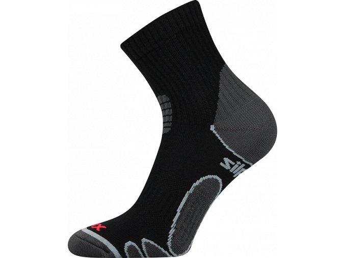 Ponožky VoXX Silo černá
