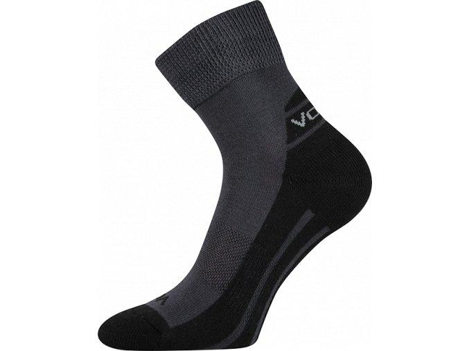 Sportovní Ponožky VoXX Oliver tmavě šedá