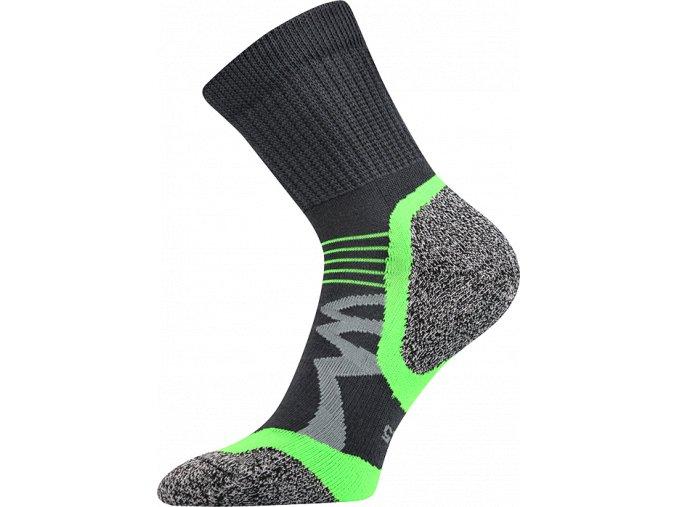 Sportovní Ponožky VoXX Simplex tmavě šedá