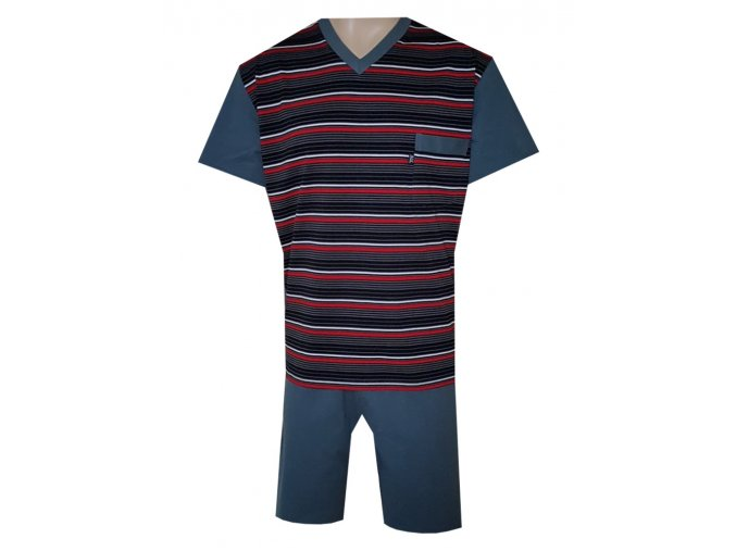 Pánské Pyžamo Krátké FOLTÝN PK 169