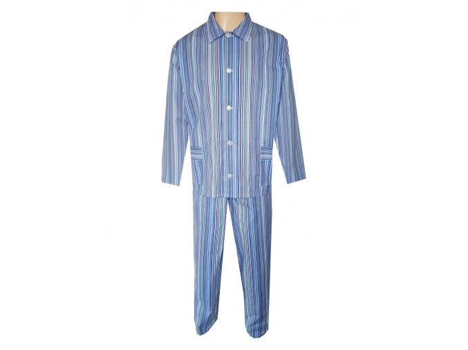 Pánské Pyžamo Plátěné FOLTÝN PP22