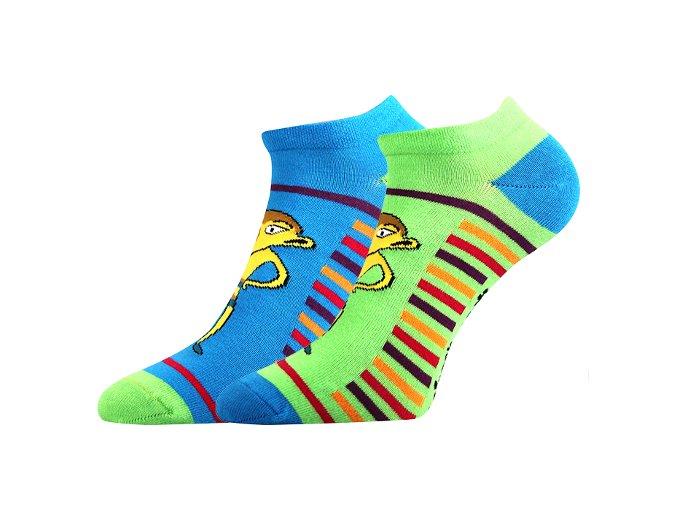 Dětské nízké ponožky VoXX licenční Lichožrouti Ramses