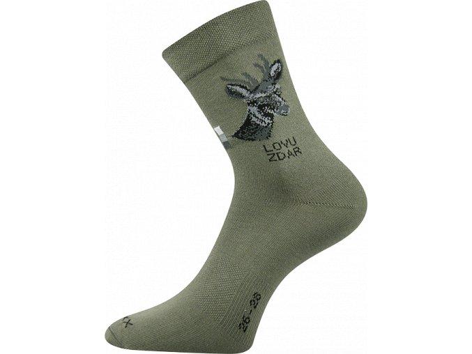 Myslivecké Ponožky VoXX Lassy Srnec