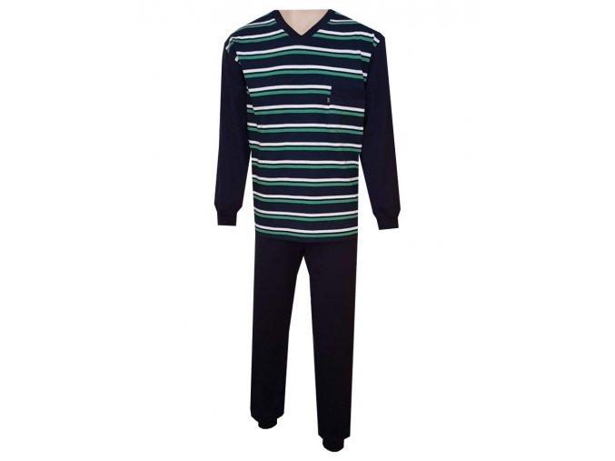 Pánské Pyžamo Dlouhé FOLTÝN PD 170