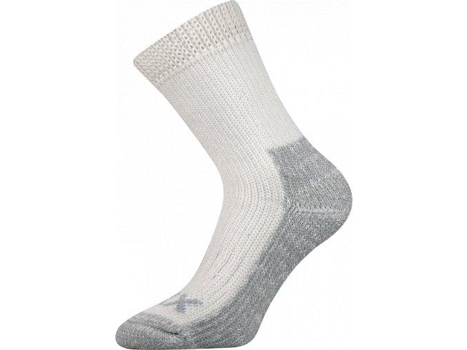 Froté Ponožky VoXX Alpin Bílá