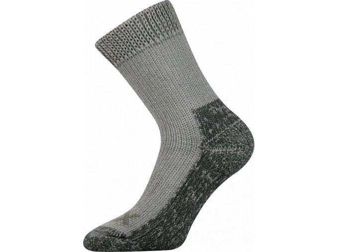 Froté Ponožky VoXX Alpin Světle Šedá