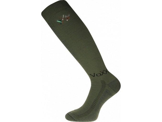 Sportovní podkolenky VooX Lander zelené