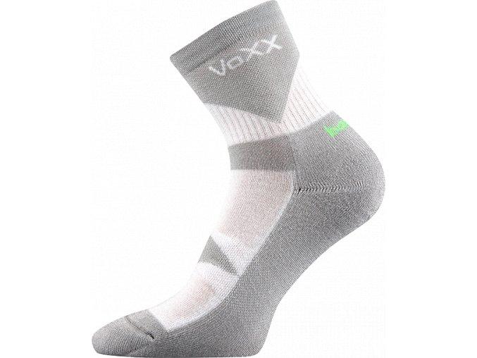 Bambusové sportovní Ponožky VoXX Bambo bílá