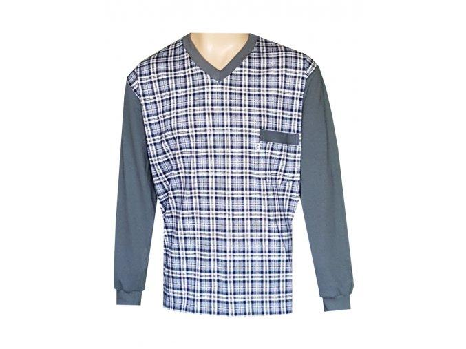 Pánský Pyžamový Kabátek FOLTÝN PPKD34