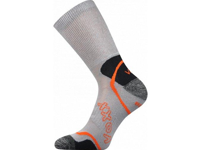 Ponožky VoXX Meteor světle šedá