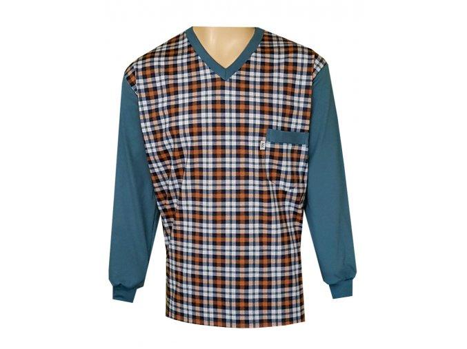 Pánský Pyžamový Kabátek FOLTÝN PPKD41