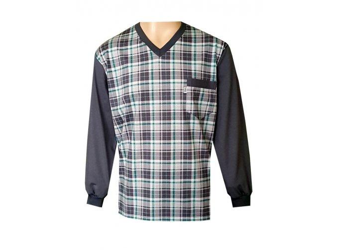 Pánský Pyžamový Kabátek FOLTÝN PPKD42