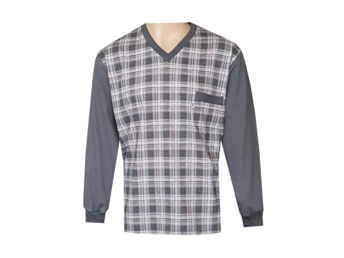 Pánský Pyžamový Kabátek FOLTÝN PPKD43