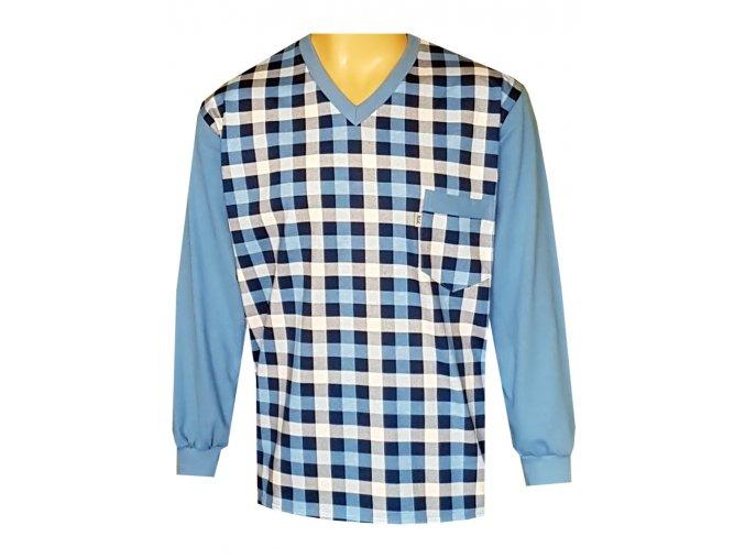 Pánský Pyžamový Kabátek FOLTÝN PPKD49