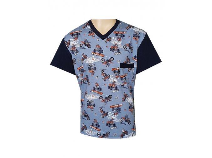 Pánský Pyžamový Kabátek FOLTÝN PPKK36