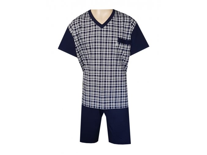 Pánské Pyžamo Krátké FOLTÝN PK 251