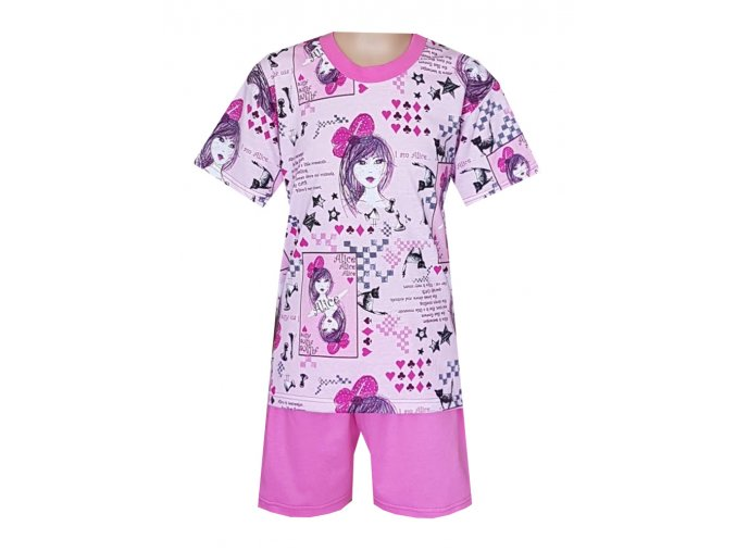 Dětské Pyžamo FOLTÝN DP49