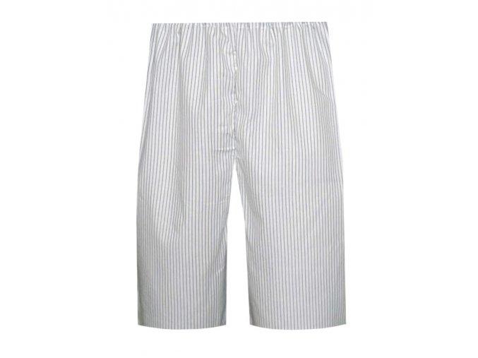 Pánské Pyžamové kalhoty popelín Foltýn 3 4 PPKP01