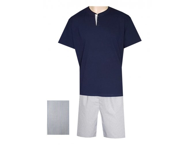 Pánské Pyžamo Krátké FOLTÝN PKP 03