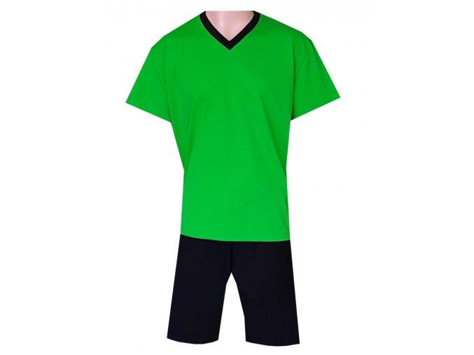 Pánské Pyžamo Krátké FOLTÝN PK 255
