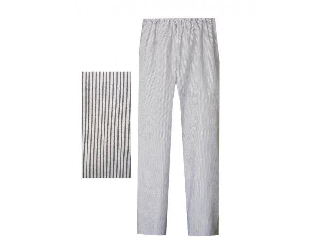 Pánské Pyžamové kalhoty popelín Foltýn dlouhé PPKP03