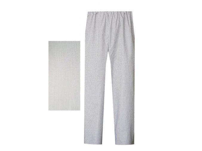 Pánské Pyžamové kalhoty popelín Foltýn dlouhé PPKP06