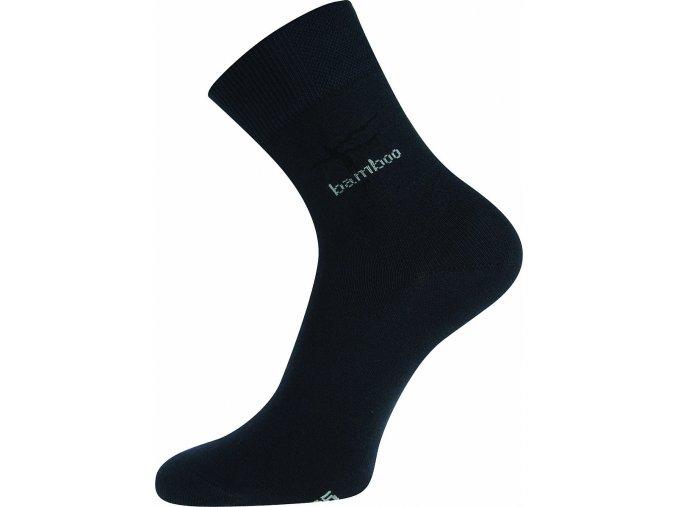 Bambusové ponožky Boma Kristián tmavě modrá