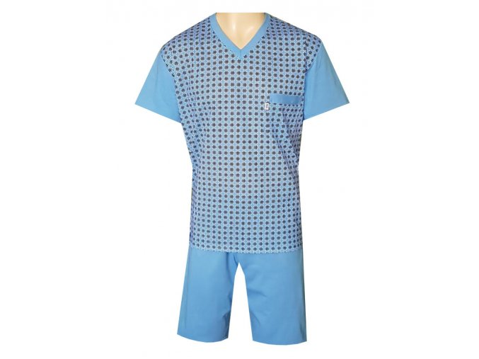Pánské Pyžamo Krátké FOLTÝN PK 283
