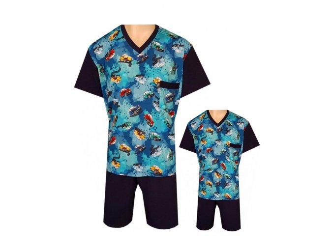 Rodinné Pyžamo FOLTÝN RP03