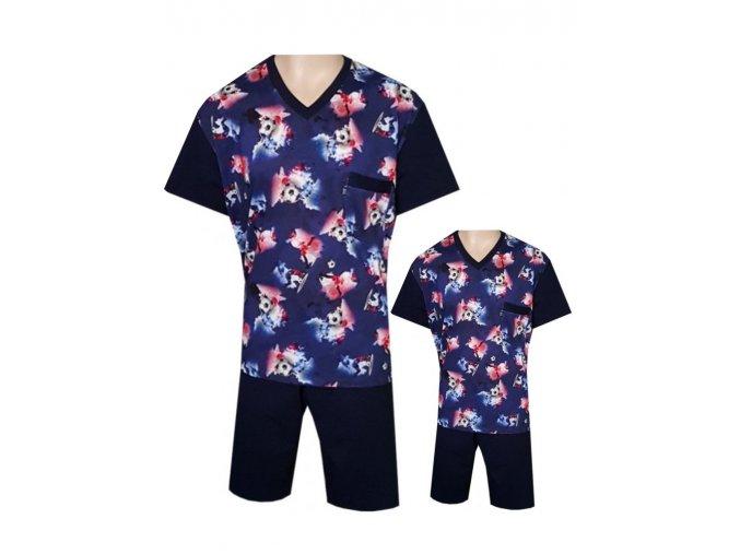 Rodinné Pyžamo FOLTÝN RP04