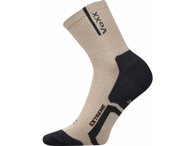 Ponožky VoXX Josef béžová