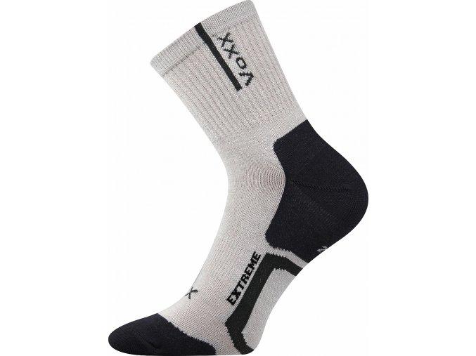 Ponožky VoXX Josef světle šedá