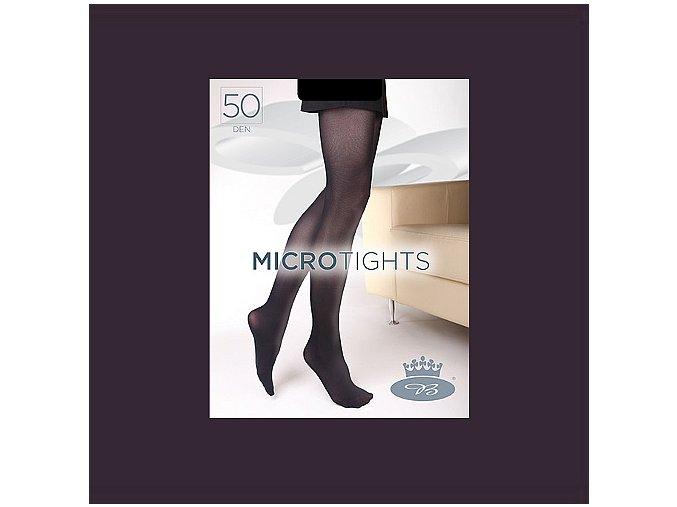 Punčochové kalhoty Boma Micro Tights 50 den Mora
