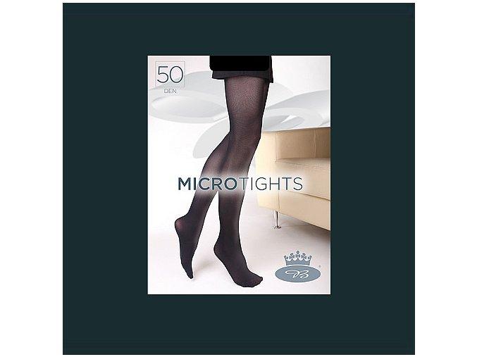 Punčochové kalhoty Boma Micro Tights 50 den notte