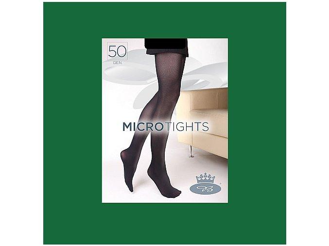 Punčochové kalhoty Boma Micro Tights 50 den lush meadow