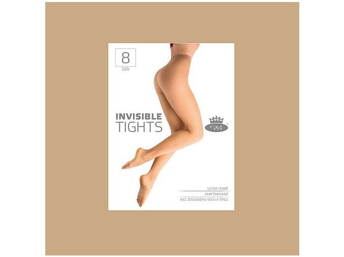 Punčochové kalhoty Boma invisible tights 8 den