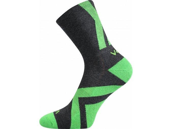 Sportovní Ponožky VoXX Jeff 01 tmavě šedá