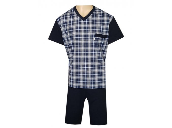 Pánské Pyžamo Krátké FOLTÝN PK 336