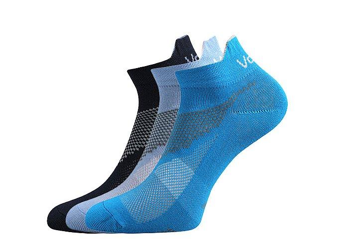 Dětské ponožky 3 páry v balení VoXX Iris mix kluk
