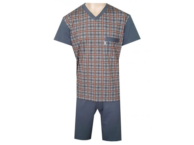 Pánské Pyžamo Krátké FOLTÝN PK 345