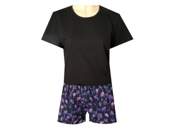 Dámské Pyžamo Krátké DPK28