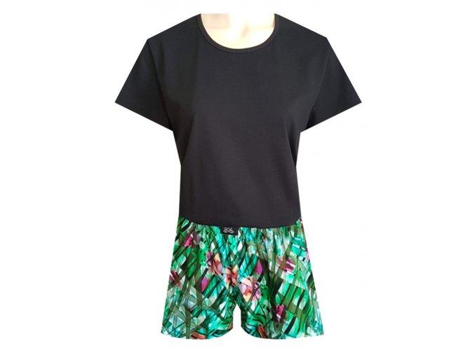 Dámské Pyžamo Krátké DPK36