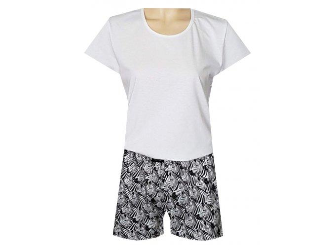 Dámské Pyžamo Krátké DPK45